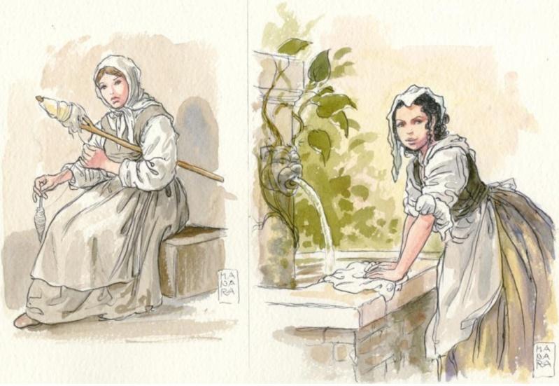 Manara, du côté d'Eros...et d'ailleurs - Page 3 Manara29