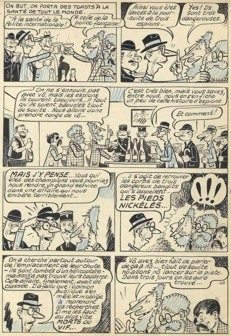 Les cases sportives de René PELLOS et autres séries toutes aussi remarquables - Page 3 Pellos11