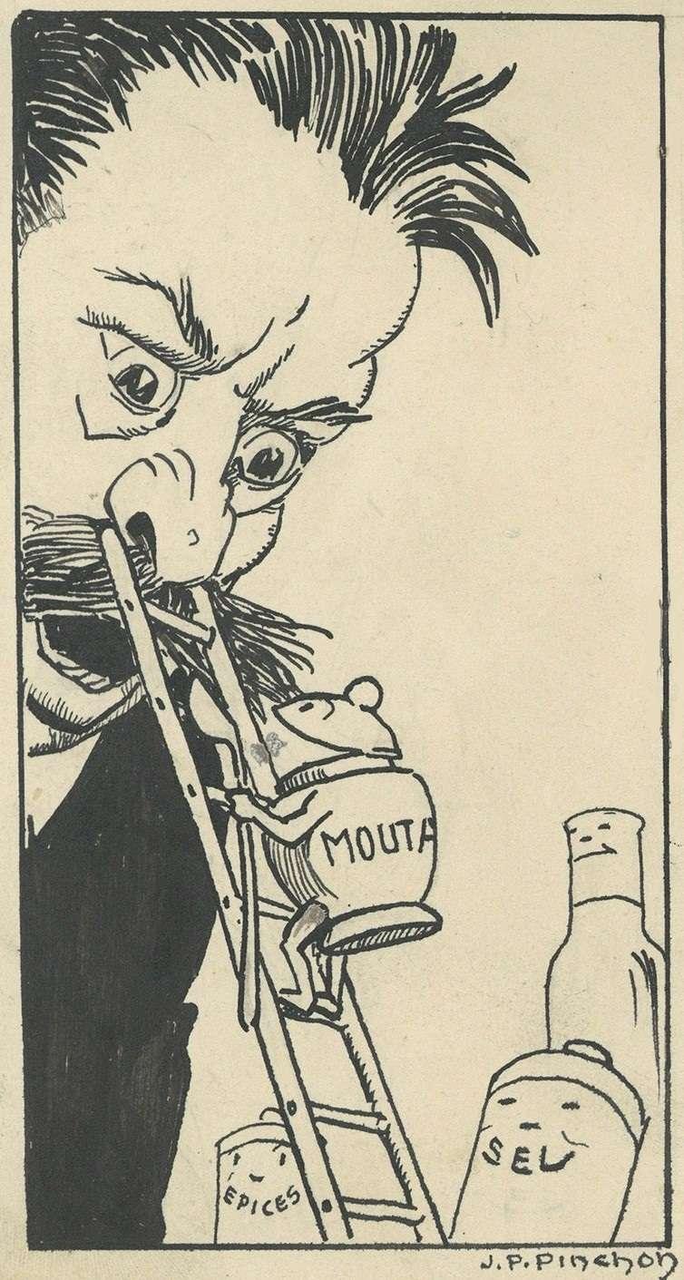 Pinchon ... Joseph-Porphyre de son prénom - Page 4 Pincho11