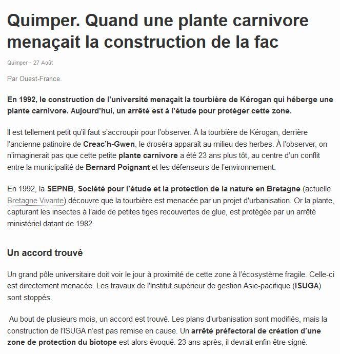 Tourbière bretonne! Articl10