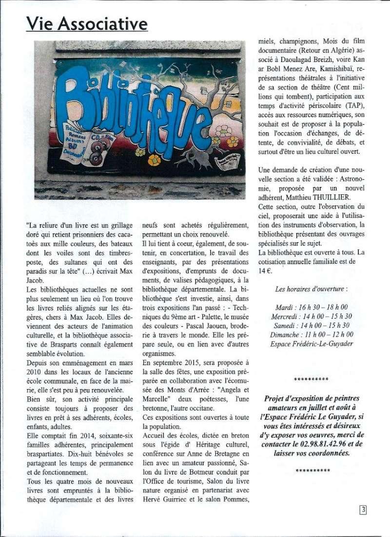 Bulletin d'information de Brasparts n°45 0310