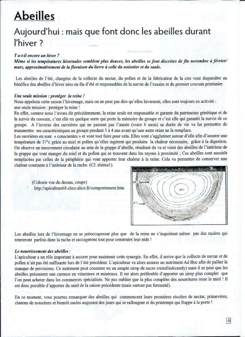 Bulletin d'information de Brasparts n°45 0610