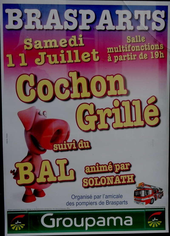 """Soirée """"Cochon Grillé"""" et bal organisés par les Pompiers de Brasparts Cochon10"""