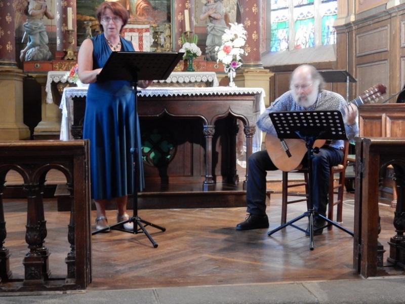 Concert de chant de la Renaissance, du romantisme et de populaire ... Dscn1322