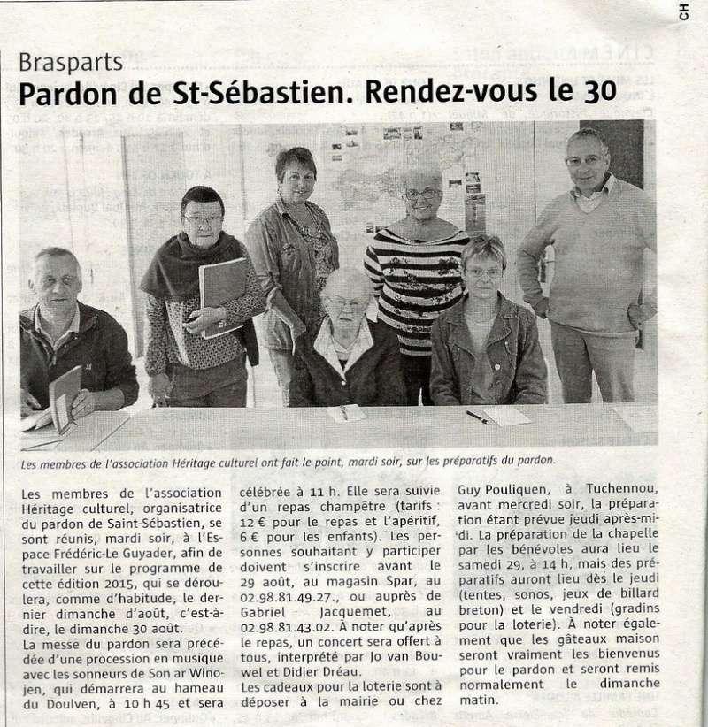 Pardon de Saint Sébastien 2015 Pardon12
