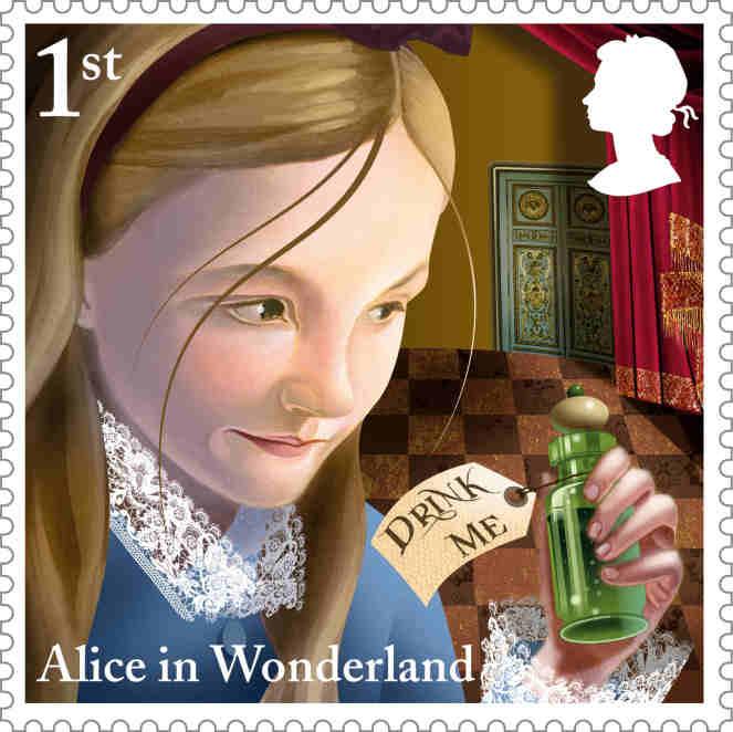 Briefmarken-Kalender 2015 - Seite 8 Alice10