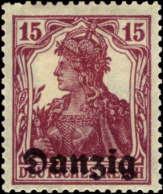 Briefmarken-Kalender 2015 - Seite 7 Danzig10