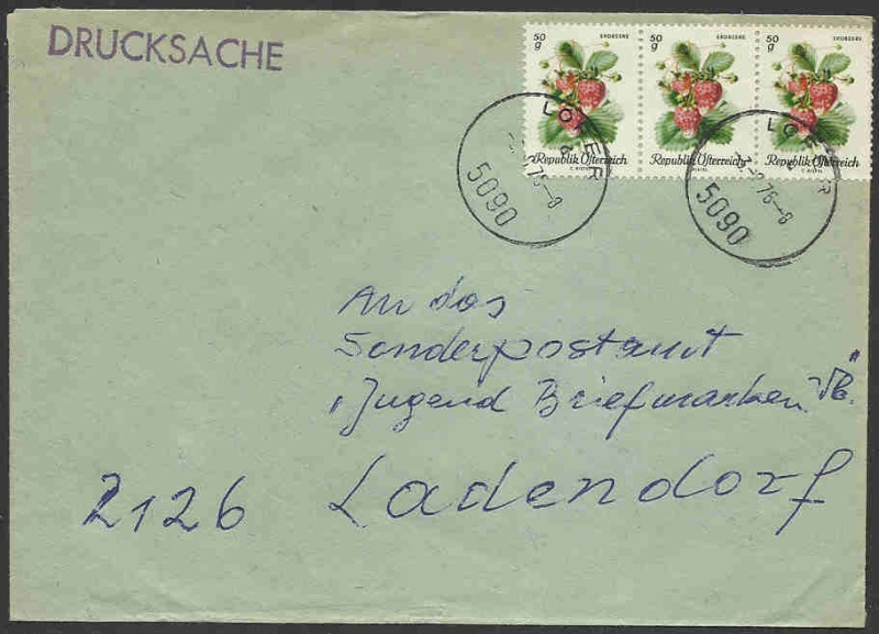 Obstserie ANK 1253 - 1258 Drucks10