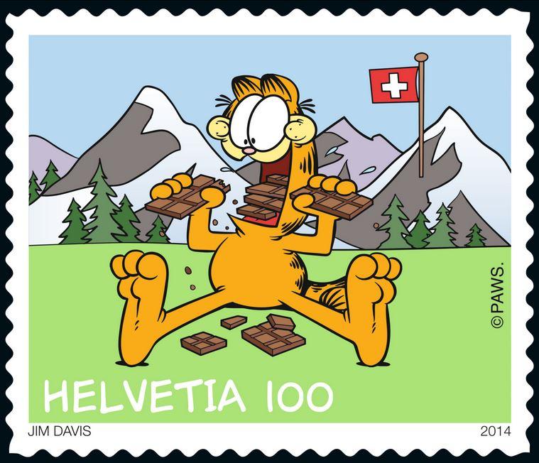 Briefmarken-Kalender 2015 - Seite 8 Garfie10