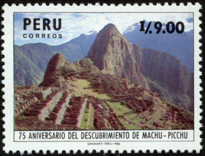 Briefmarken-Kalender 2015 - Seite 9 Peru11