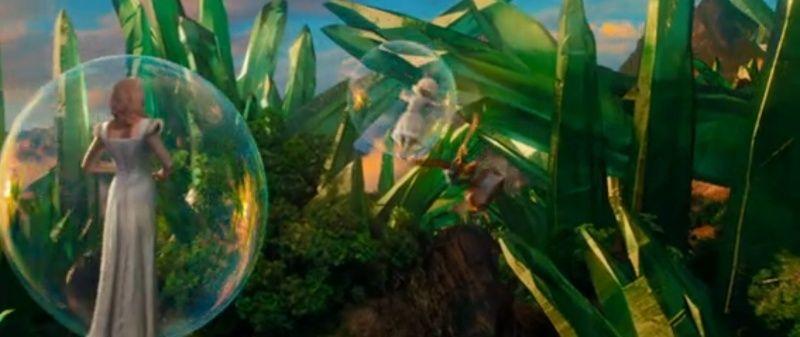 Les cristaux des films et séries Oz110
