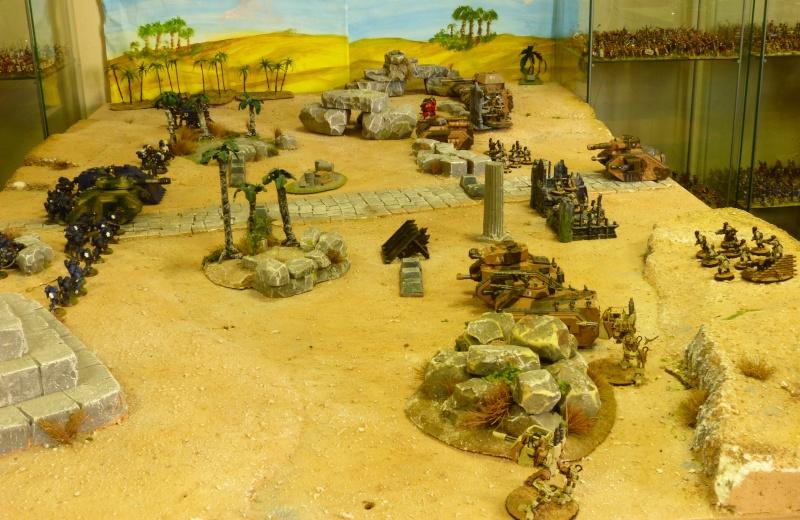 Warhammer 40K. Galerie de Batailles ! - Page 4 P1070947