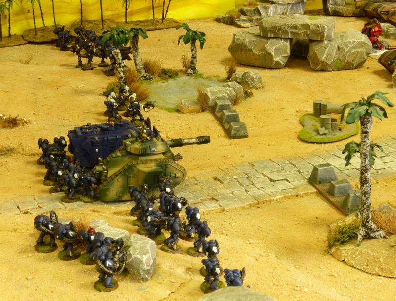 Warhammer 40K. Galerie de Batailles ! - Page 4 P1070948