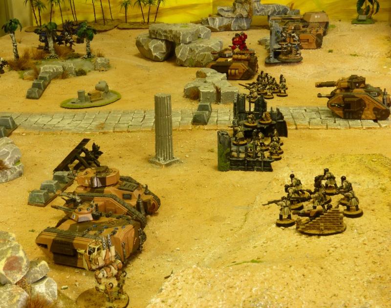 Warhammer 40K. Galerie de Batailles ! - Page 4 P1070949