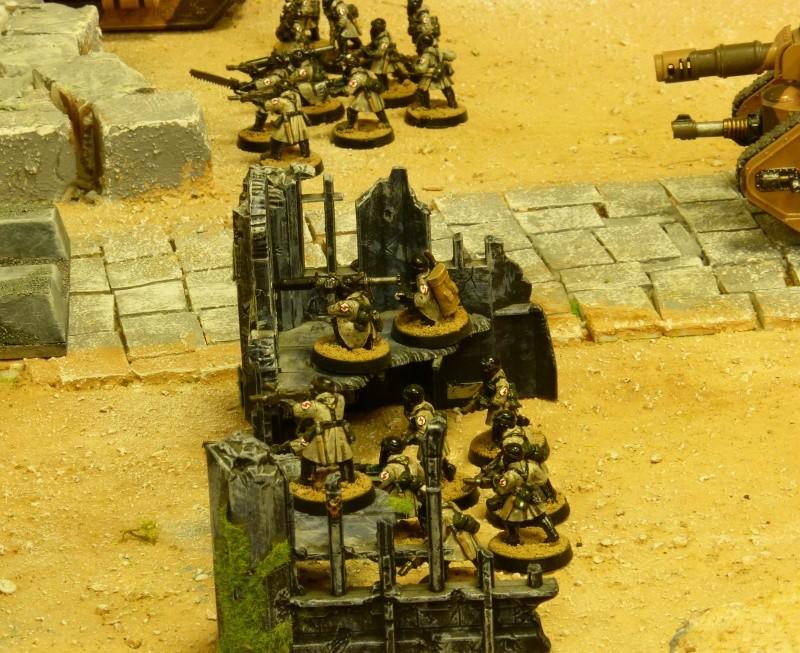 Warhammer 40K. Galerie de Batailles ! - Page 4 P1070950