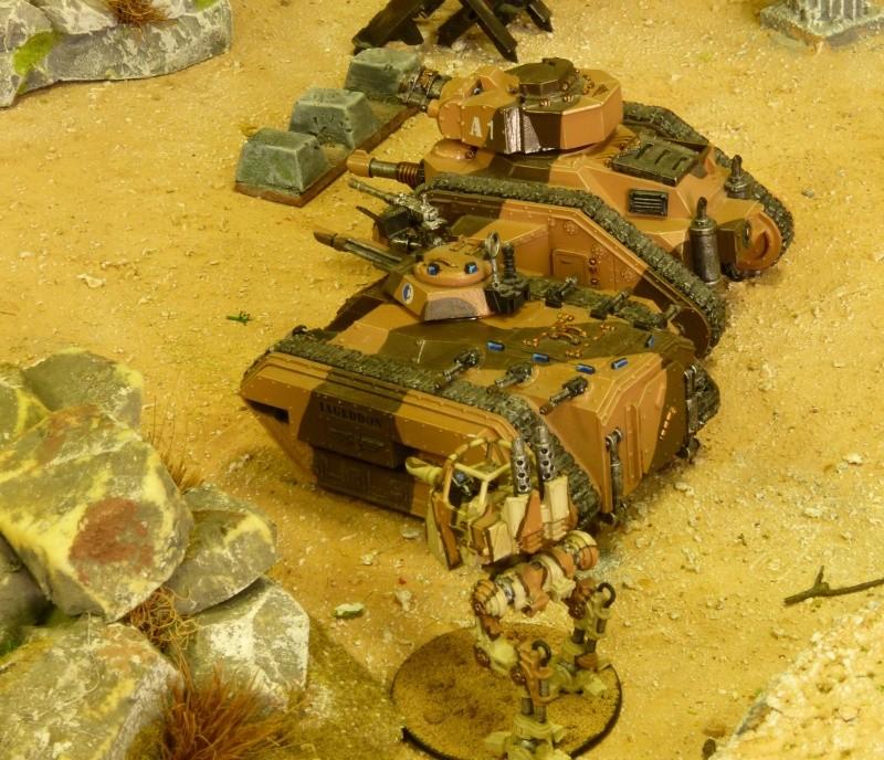 Warhammer 40K. Galerie de Batailles ! - Page 4 P1070951