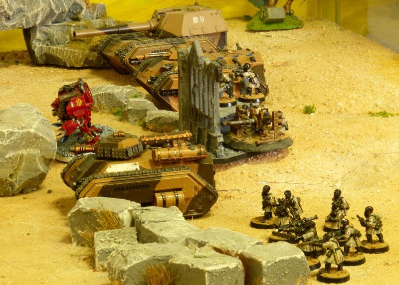 Warhammer 40K. Galerie de Batailles ! - Page 4 P1070952