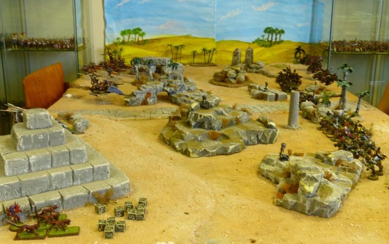 Warhammer 40K. Galerie de Batailles ! - Page 4 P1080051