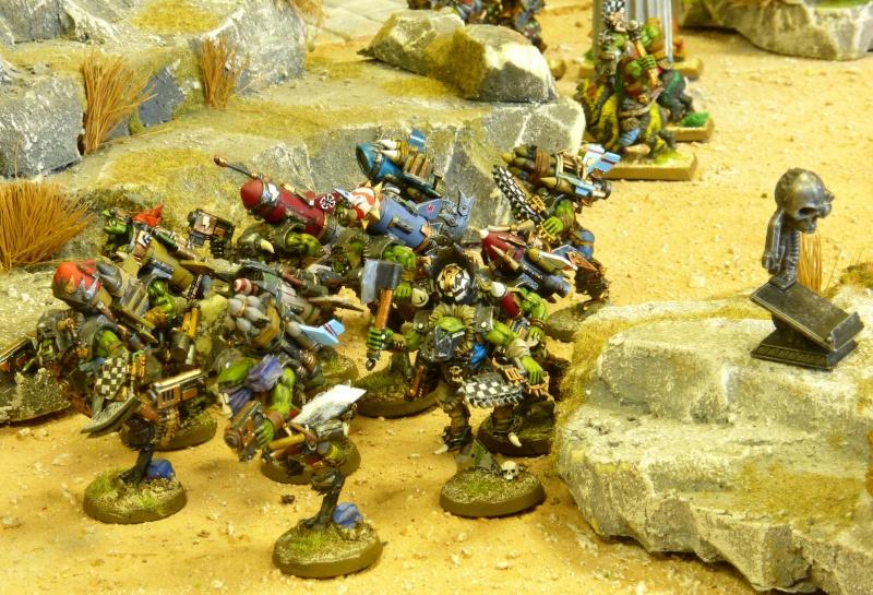 Warhammer 40K. Galerie de Batailles ! - Page 4 P1080052