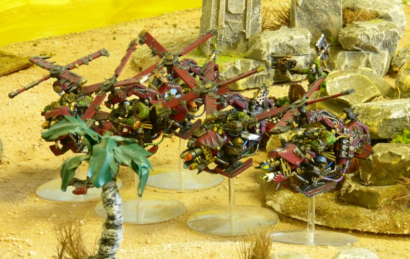 Warhammer 40K. Galerie de Batailles ! - Page 4 P1080053
