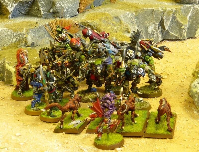 Warhammer 40K. Galerie de Batailles ! - Page 4 P1080054