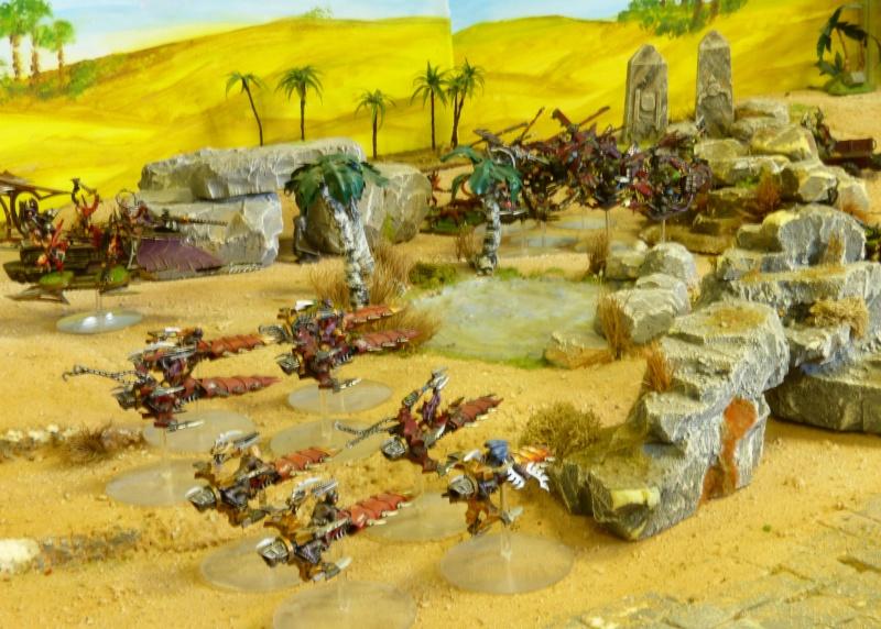 Warhammer 40K. Galerie de Batailles ! - Page 4 P1080055