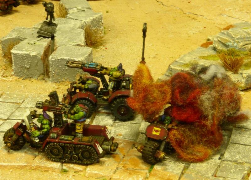 Warhammer 40K. Galerie de Batailles ! - Page 4 P1080056