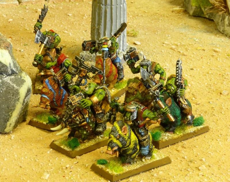 Warhammer 40K. Galerie de Batailles ! - Page 4 P1080057