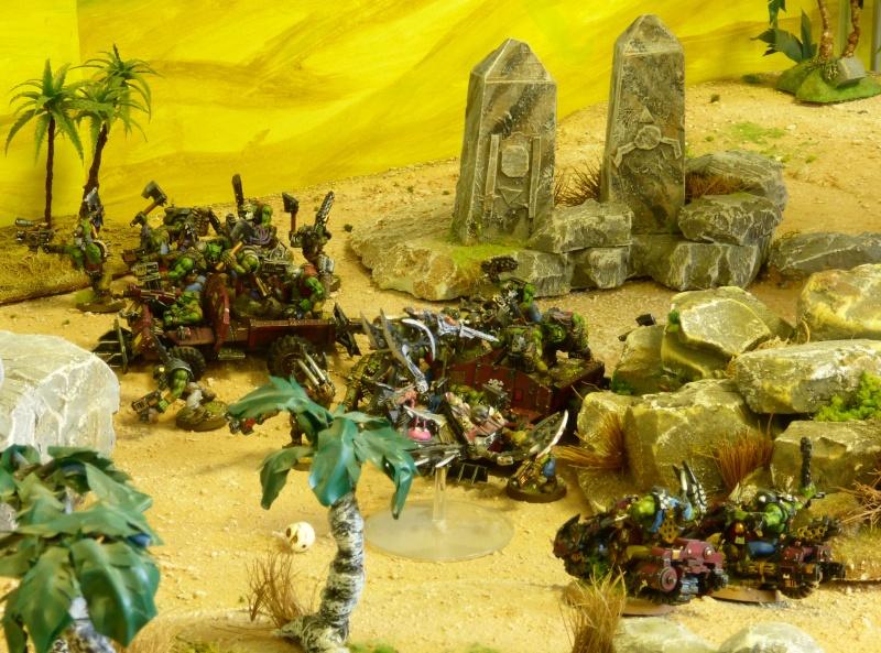 Warhammer 40K. Galerie de Batailles ! - Page 4 P1080058