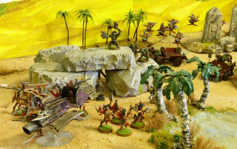 Warhammer 40K. Galerie de Batailles ! - Page 4 P1080059