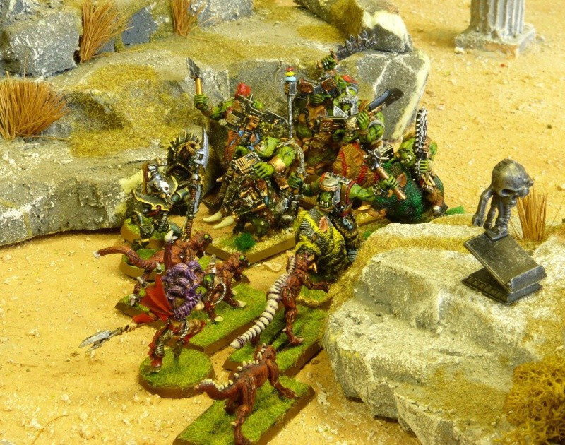 Warhammer 40K. Galerie de Batailles ! - Page 4 P1080060