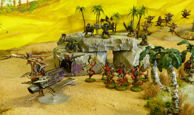 Warhammer 40K. Galerie de Batailles ! - Page 4 P1080061