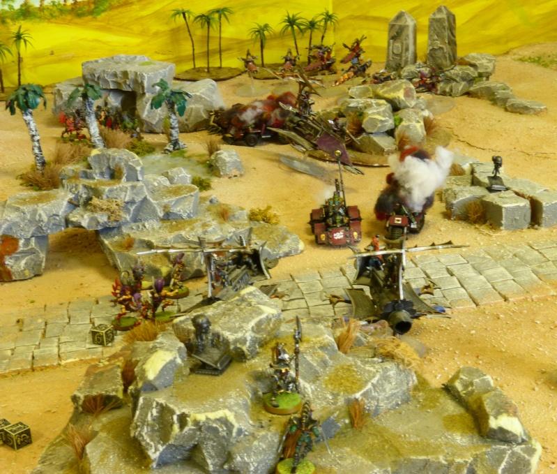 Warhammer 40K. Galerie de Batailles ! - Page 4 P1080062