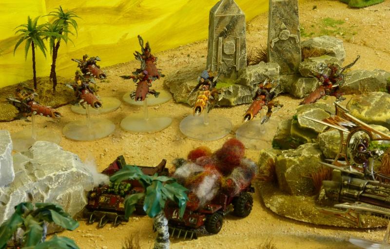 Warhammer 40K. Galerie de Batailles ! - Page 4 P1080063