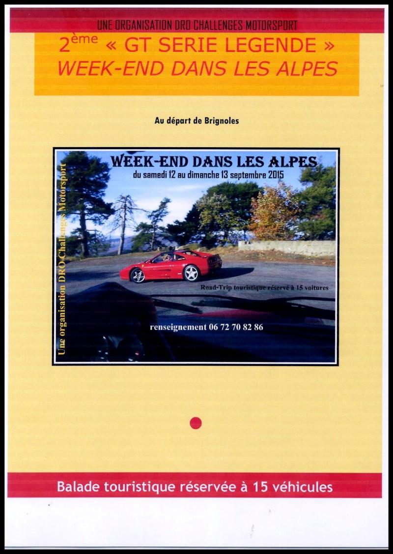 """ROAD-TRIP """"GT SERIE LEGENDE"""" SAMEDI 12 DIMANCHE 13 SEPTEMBRE 2015 Serie_12"""