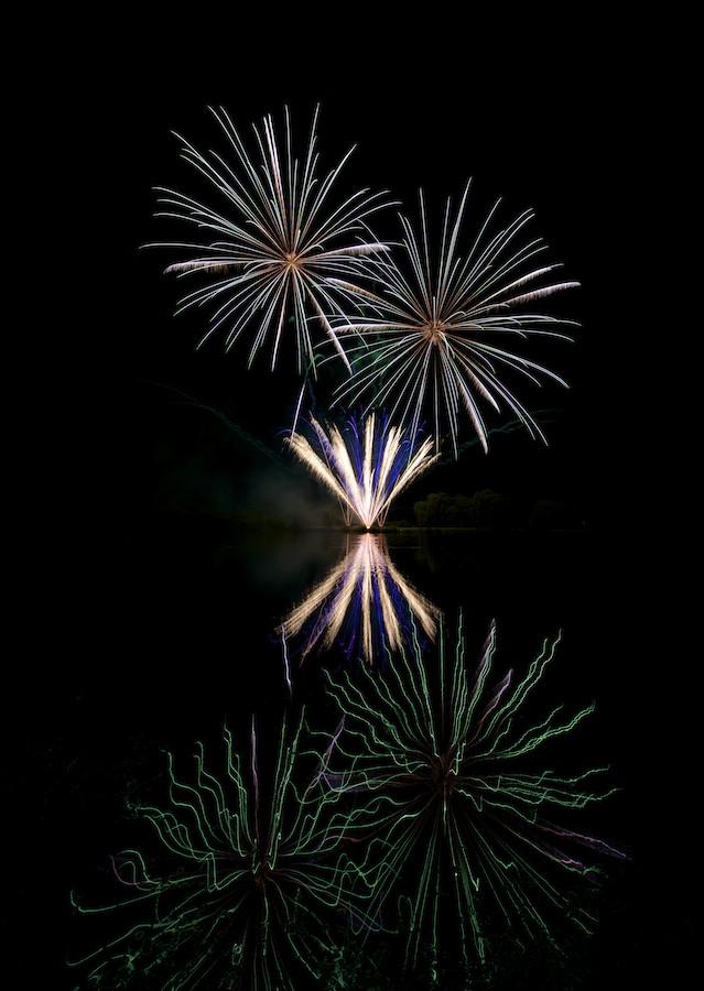 Feux d'artifices à Cattenom, pour le 13 juillet 2015-020