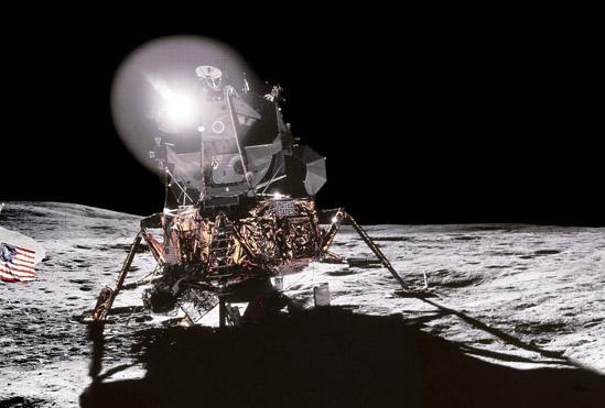 Le LM (LM-8) d'Apollo 14 23_a1411