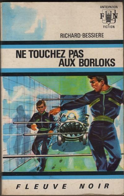 Littérature de science-fiction, passée et actuelle - Page 9 Borlok10