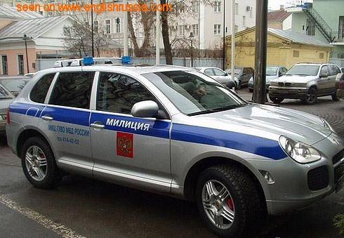 LES VEHICULES DE LA POLICE DANS LE MONDE Police13