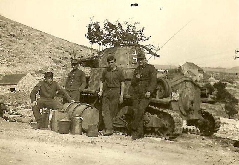 Guérilla et contre-guérilla dans les Balkans [Dossier photo] Italia11