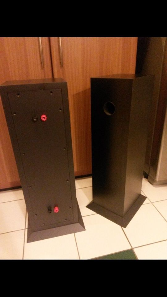 DIY AB1 Subwoofer for LS3/5A speakers (New) Screen46