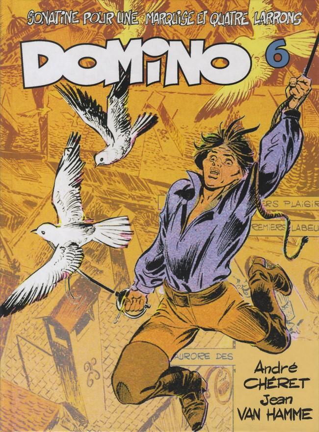 André Chéret Domino10