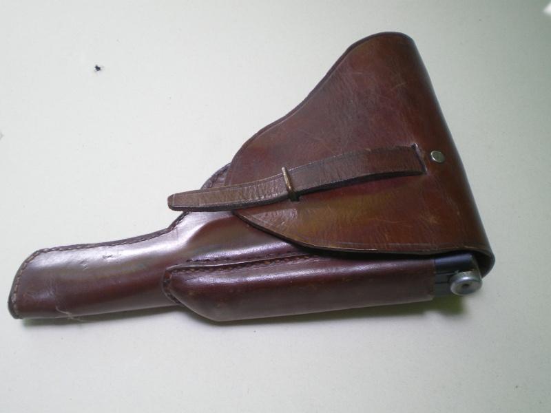 Luger P08 français, accessoires et ses munitions Imgp0210