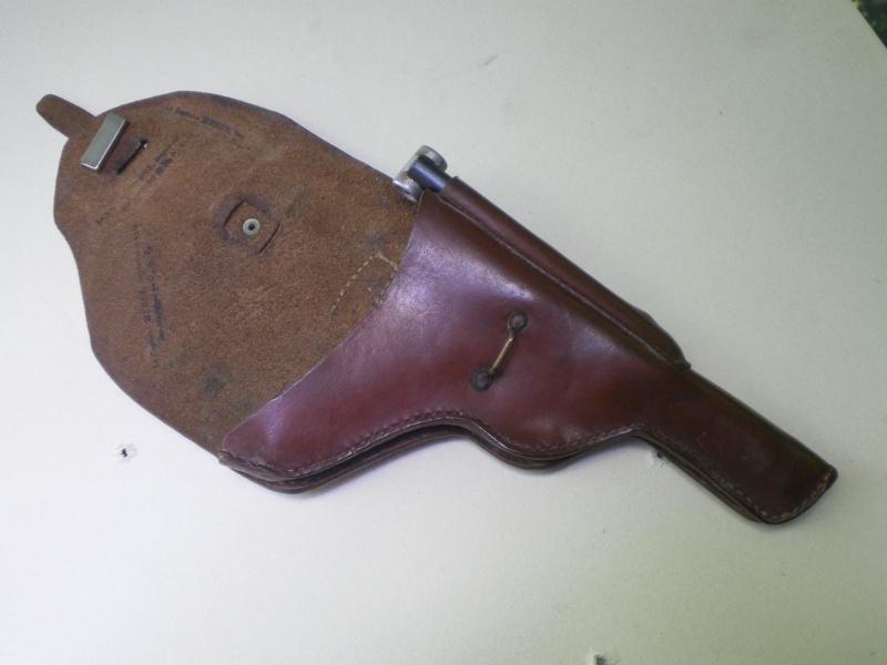 Luger P08 français, accessoires et ses munitions Imgp0213