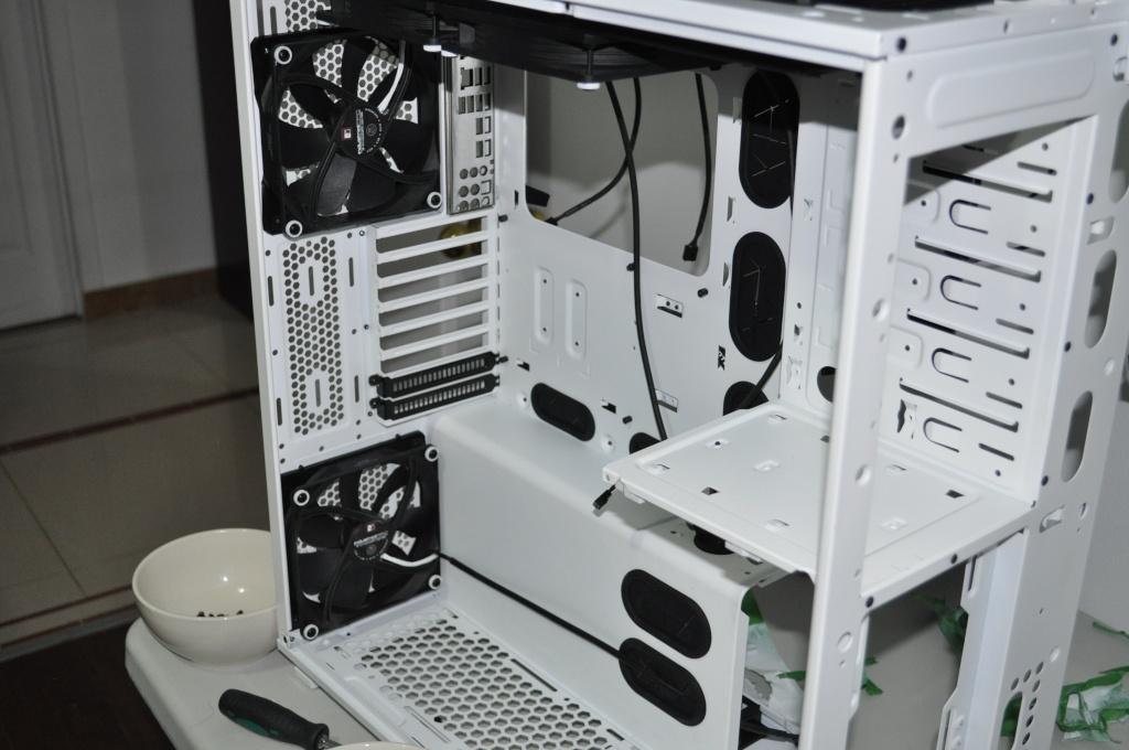 Projet pour Armada ///// Phanteks Enthoo Primo Ultimate White Dsc_0119