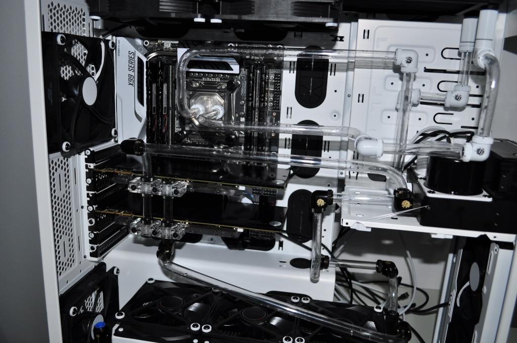 Projet pour Armada ///// Phanteks Enthoo Primo Ultimate White Dsc_0213