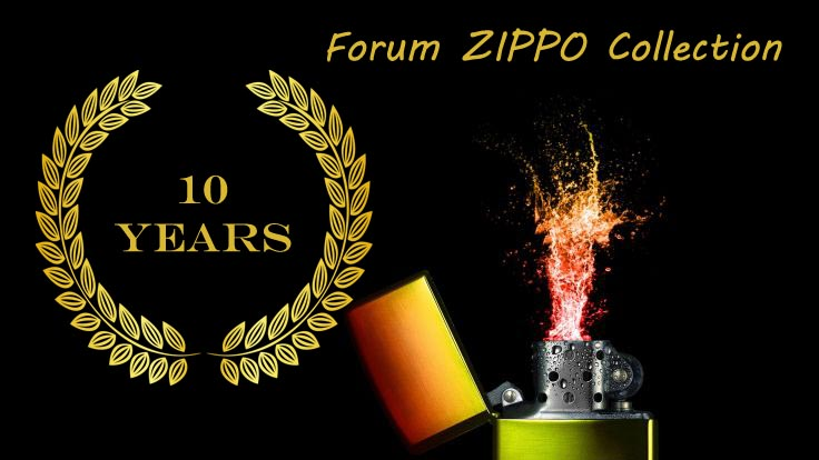 Forum ZIPPO collection Day... 10Th Anniversary...... 10_ans12