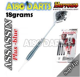 SOFT TIP DARTS - VARIOUS  A180_437