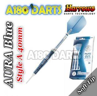 SOFT TIP DARTS - VARIOUS  A180_447