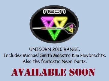UNICORN 2016 RANGE (FURTHER INFORMATION SOON)  Neon10